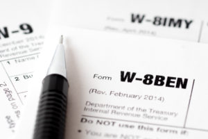Partnership Foreign Tax Withholding Obligations